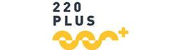 220PLUS Logo