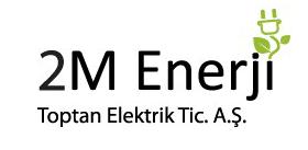 2M Enerji Logo